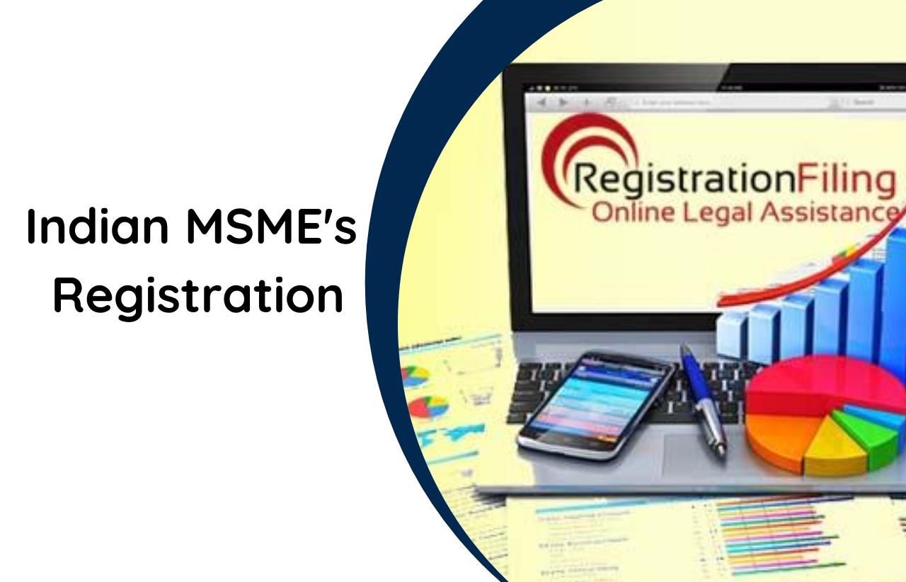 Indian MSME's Registration
