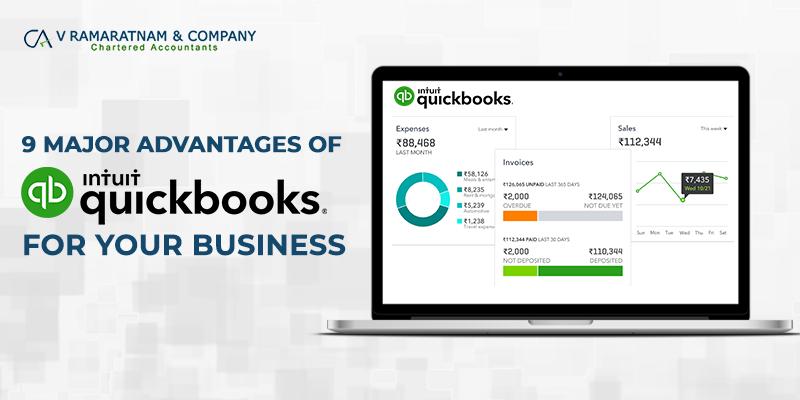 Advantages of Quickbooks